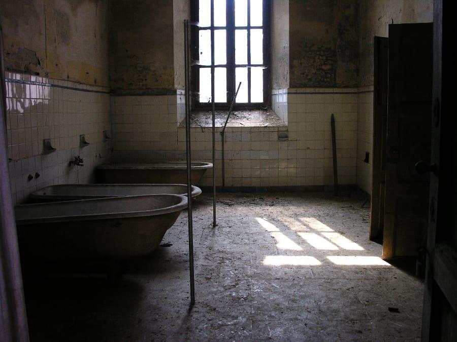 Vasche per il bagno assistito