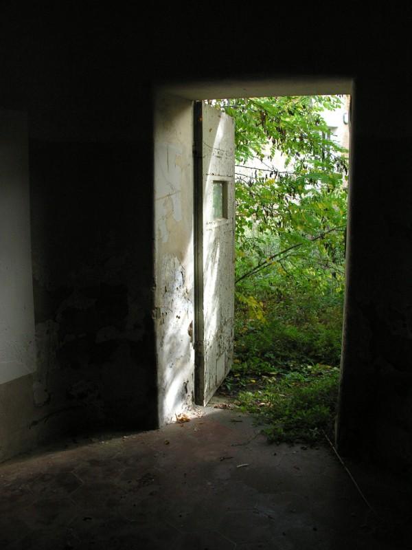 Dall'interno di una cella del Conolly
