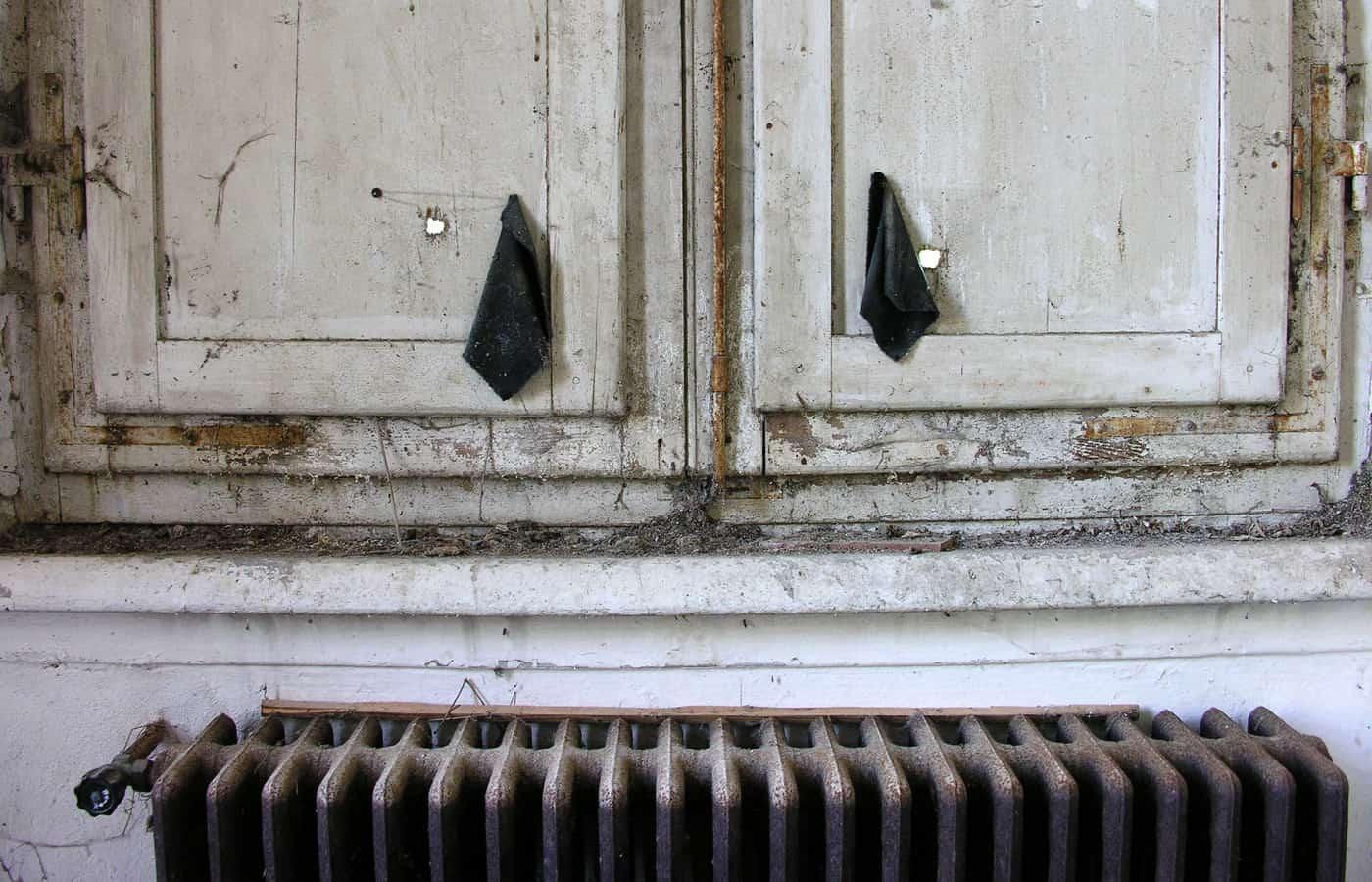 Finestra, Maragliano, Volterra, manicomio di Volterra